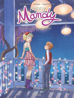 Nanny Mandy tome 2