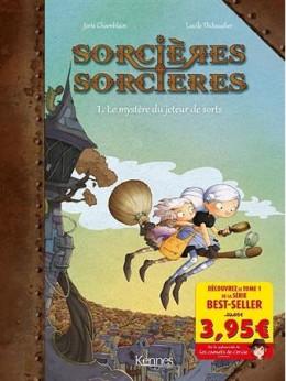 Sorcières sorcières tome 1 - Offre découverte
