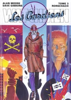 Watchmen (les gardiens) tome 3 - rorschach