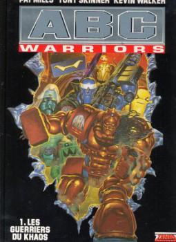 ABC warriors (Zenda) tome 1 - les guerriers du khaos