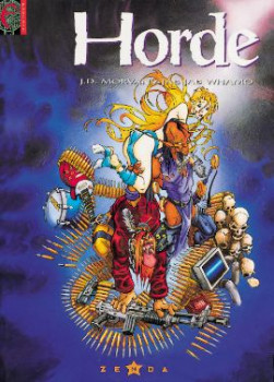 horde tome 1