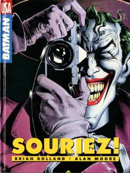 Batman - The Killing Joke - Souriez !