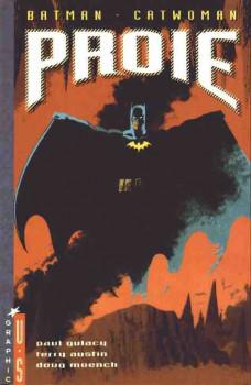 Batman (Comics USA - Graphic U.S) tome 1 - Proie