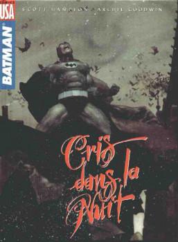 Batman - Cris dans la nuit