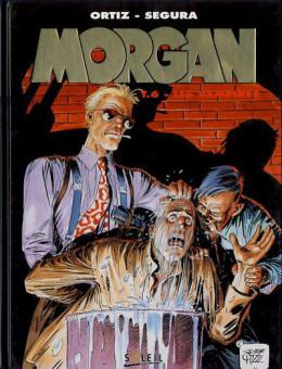 Morgan tome 6 - les vampires