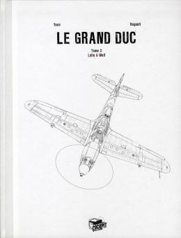 le grand duc tome 3 - édition de luxe - Wulf et Lilya