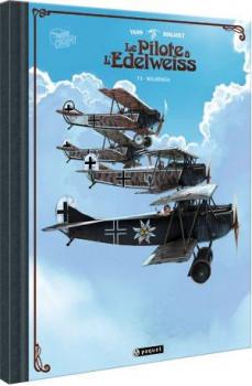 pilote à l'edelweiss tome 3 - grand format