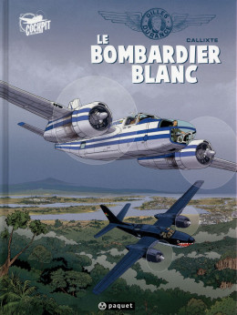 Gilles Durance tome 1 - le bombardier blanc