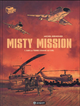 Misty mission tome 1