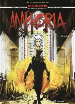 Bob et Bobette - Amphoria tome 3