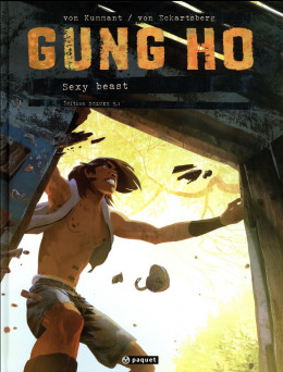 Gung ho - édition deluxe tome 3.1