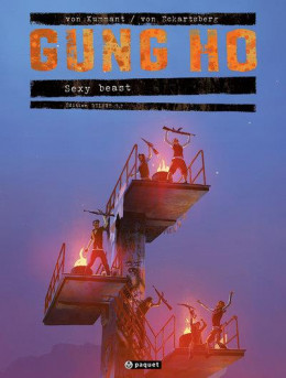 Gung Ho - édition deluxe tome 3.2