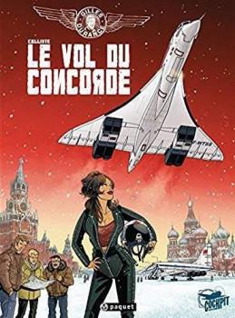 Gilles Durance tome 3 - le vol du Concorde