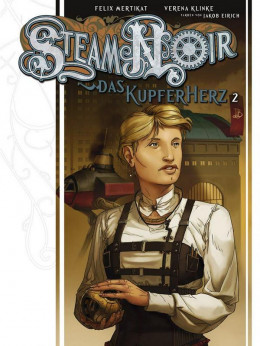 Steam noir tome 2
