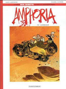 Bob et Bobette - Amphoria tome 4