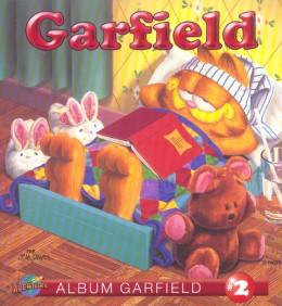 album garfield tome 2