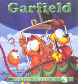 album garfield tome 3