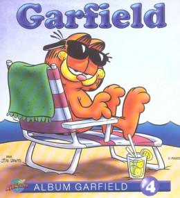 album garfield tome 4