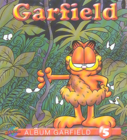 album garfield tome 5