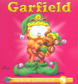 album garfield tome 9