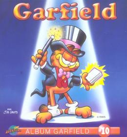 album garfield tome 10
