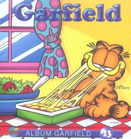 album garfield tome 13