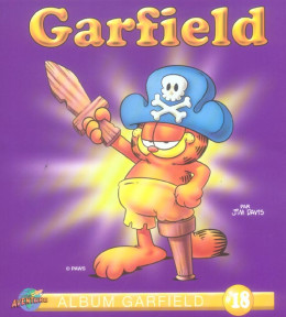 album garfield tome 18