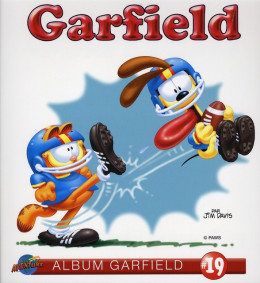 album garfield tome 19
