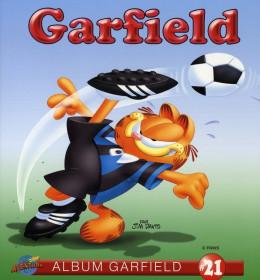 album garfield tome 21