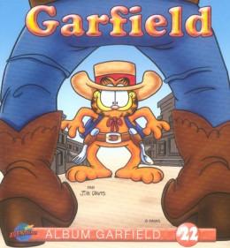 album garfield tome 22
