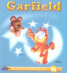 album garfield tome 24