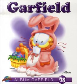 album garfield tome 25