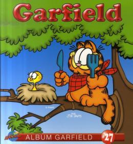ALBUM GARFIELD tome 27