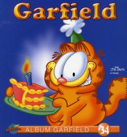 album garfield tome 34