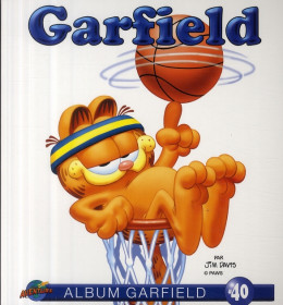 album garfield tome 40