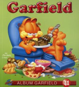 album garfield tome 41