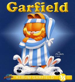 album garfield tome 35