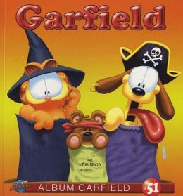 Album garfield tome 51