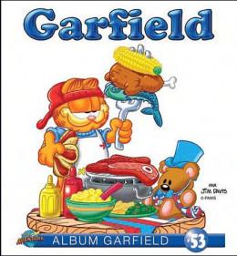 Album garfield tome 53
