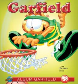 aLBUM GARFIELD Tome 58
