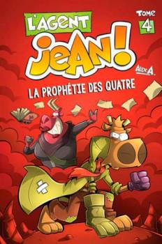 L'agent Jean tome 4