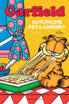 Garfield - Au royaume des lasagnes