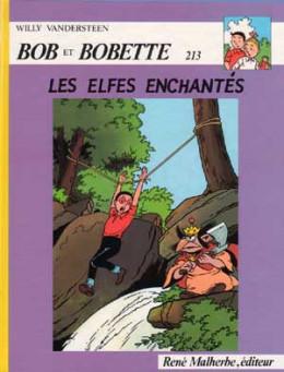 Bob et Bobette tome 213 - les elfes enchantes
