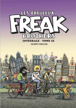 Les fabuleux Freak Brothers - intégrale tome 11