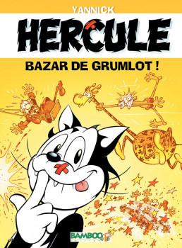 Hercule tome 1 - bazar de grumlots