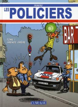 les policiers tome 1 - amende amère