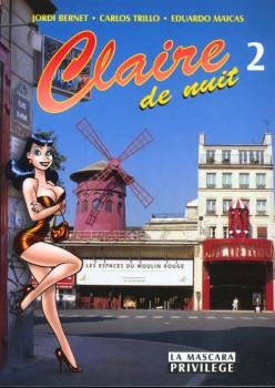 Claire de nuit tome 2