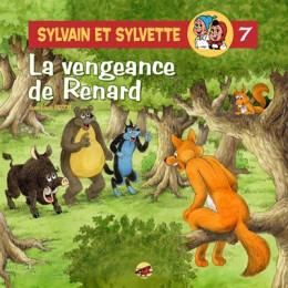 Sylvain et Sylvette tome 7 - la vengeance de Renard