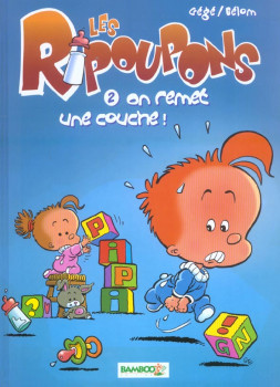 les ripoupons tome 2 - on remet une couche