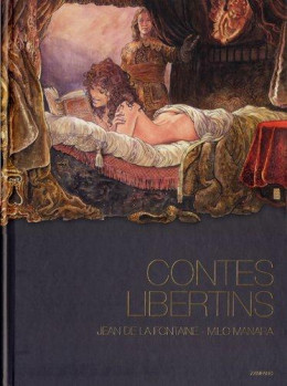 Contes libertins - édition 2016